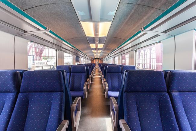 ACME Mills mass transit seating solution