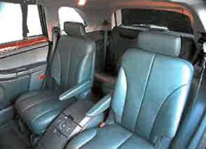 dymetrol seat after